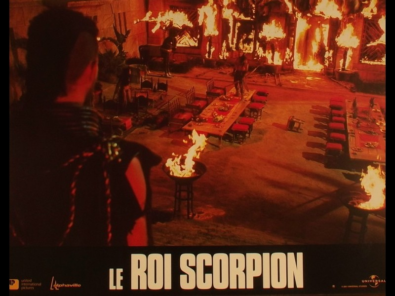 Photo du film ROI SCORPION (LE) - THE SCORPION KING