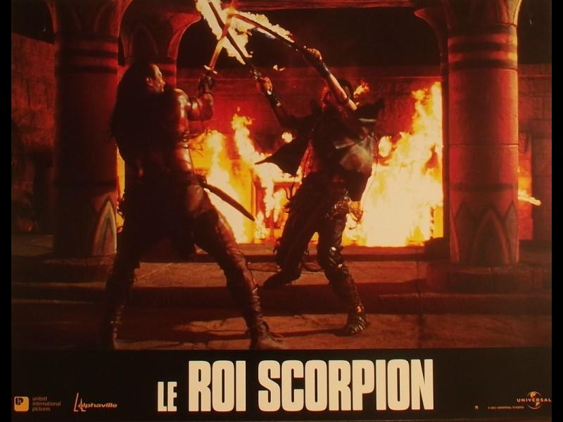 Photo du film ROI SCORPION (LE) - THE SCORPION KING