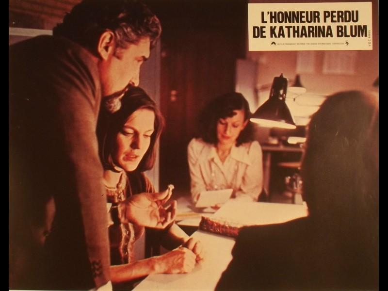 Photo du film HONNEUR PERDU DE KATHARINA BLUM (L')