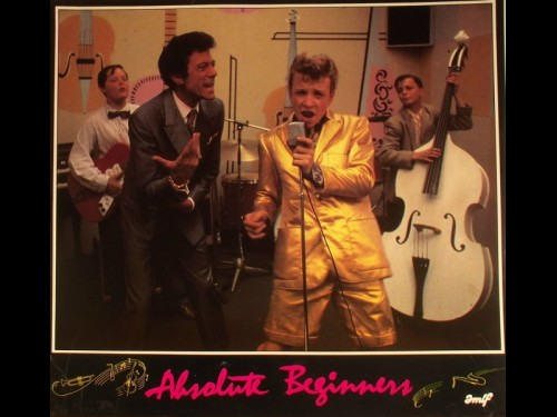 ABSOLUTE BEGINNERS