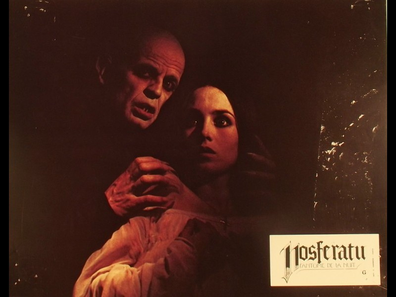 Photo du film NOSFERATU - NOSFERATU: PHANTOM DER NACHT