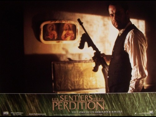 SENTIERS DE LA PERDITION (LES) - ROAD TO PERDITION