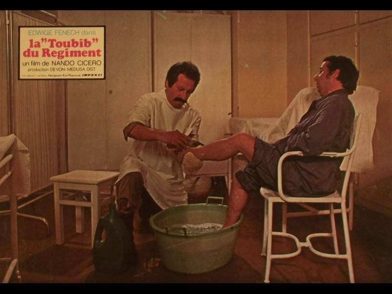 Photo du film TOUBIB DU REGIMENT (LA) - LA DOTTORESSA DEL DISTRETTO MILITARE
