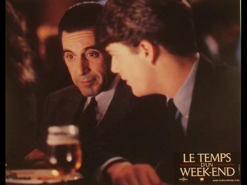 TEMPS D'UN WEEK END (LE) - SCENT OF A WOMAN