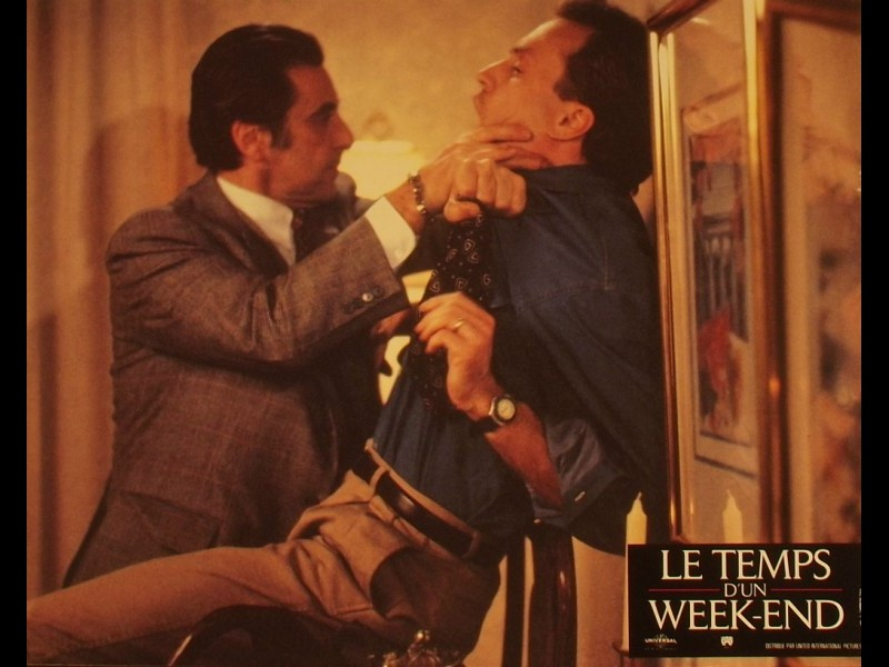 Photo du film TEMPS D'UN WEEK END (LE) - SCENT OF A WOMAN