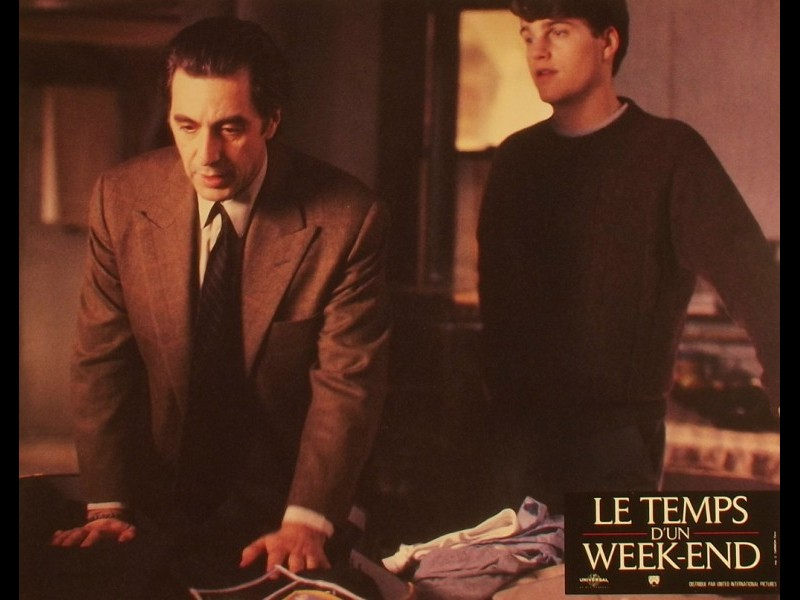 Photo du film TEMPS D'UN WEEK END (LE) - SCENT OF A WOMAN