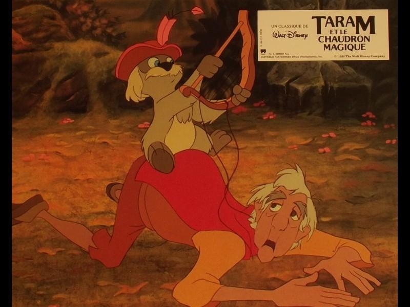Photo du film TARAM ET LE CHAUDRON MAGIQUE - THE BLACK CAULDRON