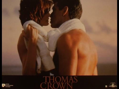 THOMAS CROWN - THE THOMAS CROWN AFFAIR