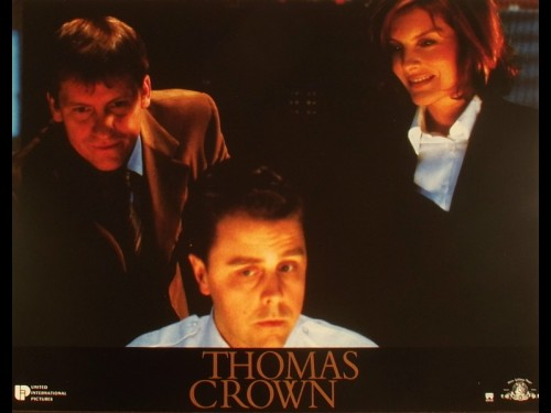 THOMAS CROWN - THE THOMAS CROWN AFFAIR