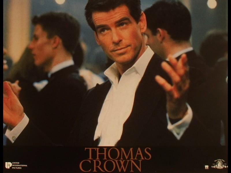 Photo du film THOMAS CROWN - THE THOMAS CROWN AFFAIR