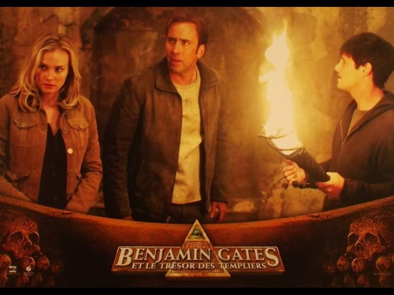 Photo du film BENJAMIN GATES ET LE TRESOR DES TEMPLIERS
