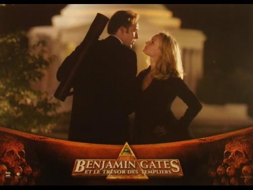 BENJAMIN GATES ET LE TRESOR DES TEMPLIERS