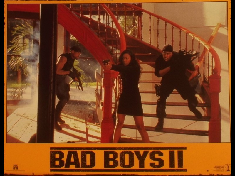 Photo du film BAD BOYS 2