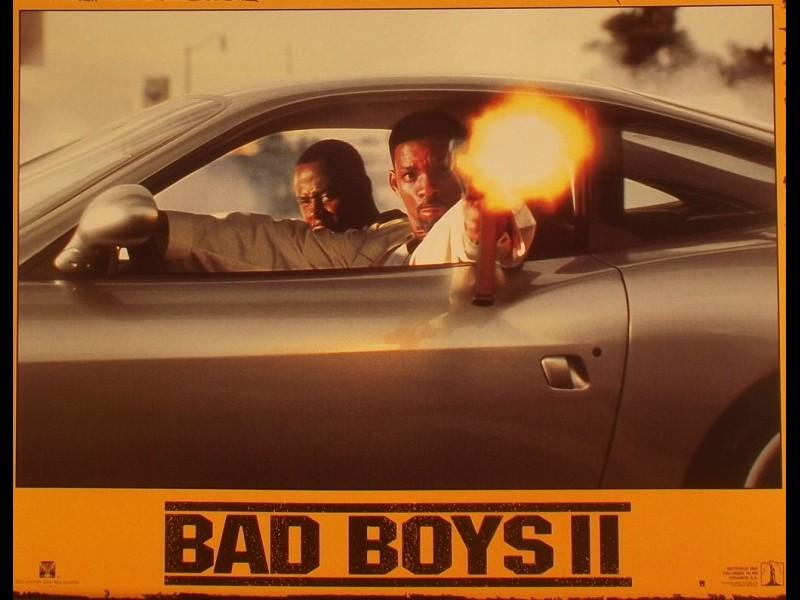 Photo du film BAD BOYS 2