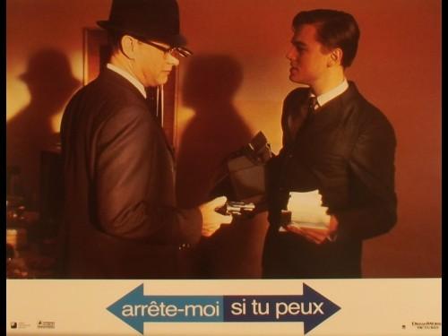 ARRETE MOI SI TU PEUX - CATCH ME IF YOU CAN