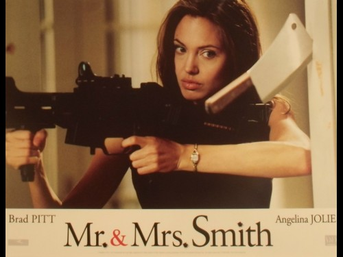 MR ET MRS SMITH