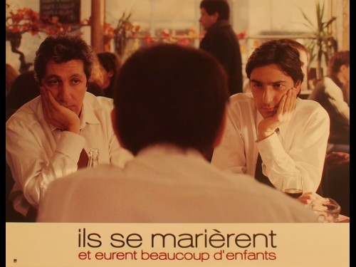 ILS SE MARIERENT ET EURENT BEAUCOUP D'ENFANTS - ...AND THEY LIVED HAPPILY EVER AFTER