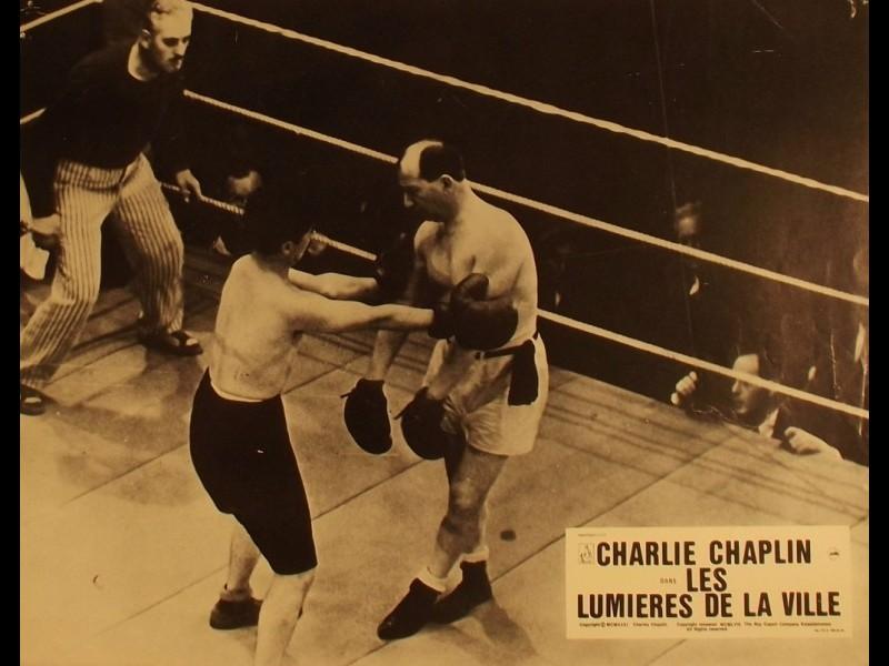 Photo du film LUMIERES DE LA VILLE (LES) - CITY LIGHTS