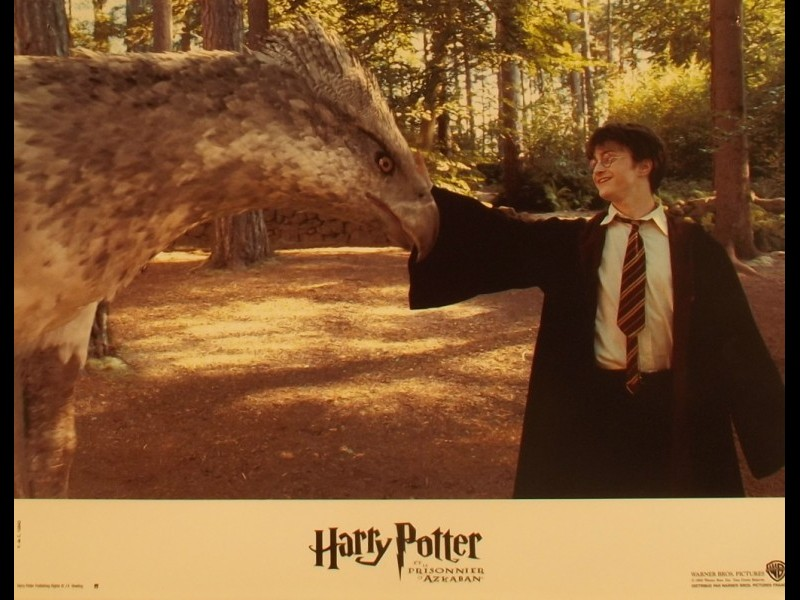 Photo du film HARRY POTTER ET LE PRISONNIER D'AZKABAN - HARRY POTTER AND THE PRISONER OF AZKABAN