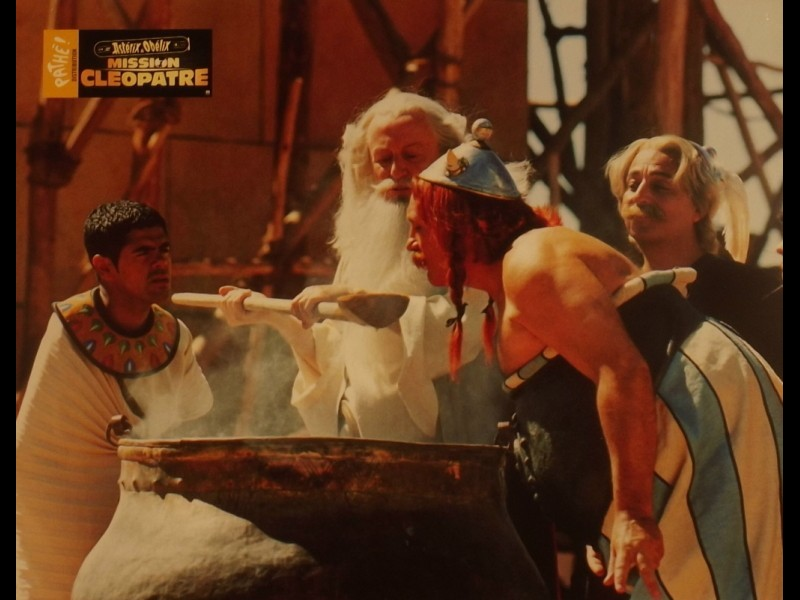 Photo du film ASTERIX ET OBELIX-MISSION CLEOPATRE