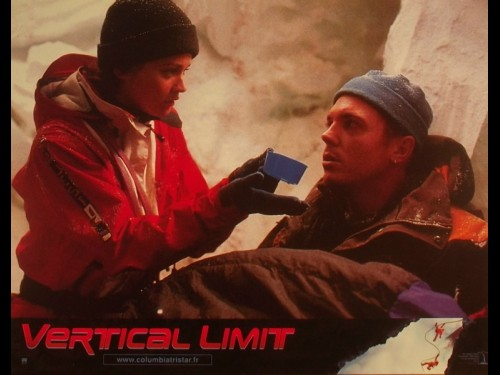 VERTICAL LIMIT - LIMITE EXTRÊME