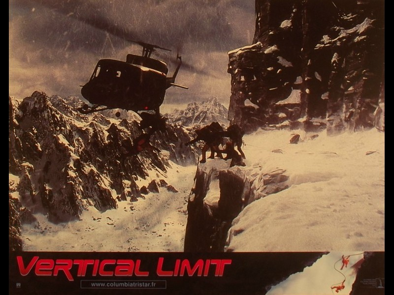 Photo du film VERTICAL LIMIT - LIMITE EXTRÊME
