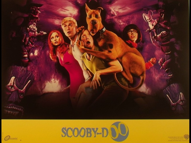 Photo du film SCOOBY-DOO
