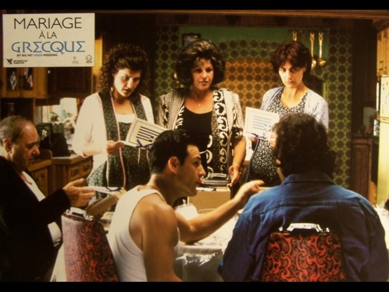 Photo du film MARIAGE A LA GRECQUE - MY BIG FAT GREEK WEDDING
