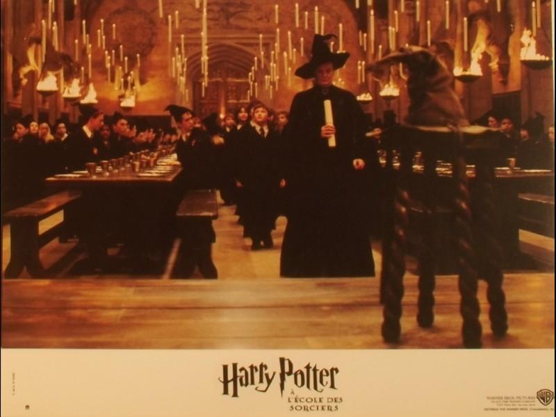 Photo du film HARRY POTTER A L'ECOLE DES SORCIERS