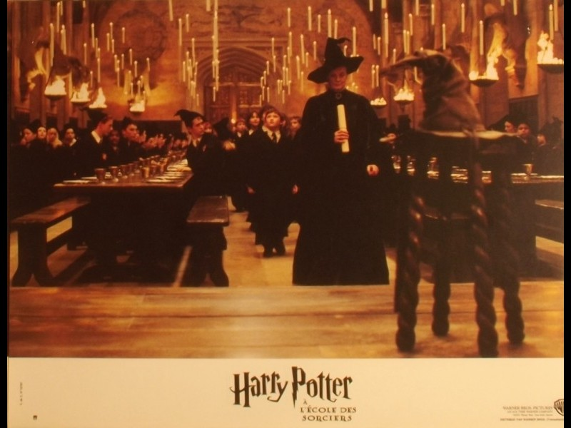 Photo du film HARRY POTTER A L'ECOLE DES SORCIERS
