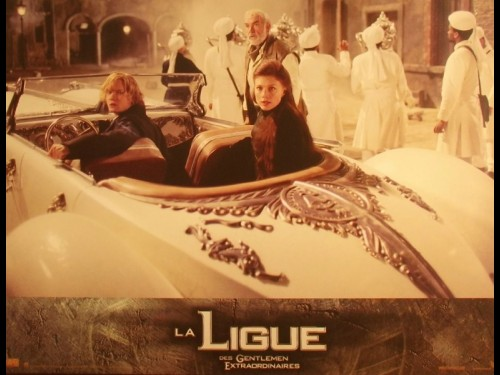 LIGUE DES GENTLEMEN EXTRAORDINAIRES (LA) - THE LEAGUE OF EXTRAORDINARY GENTLEMEN