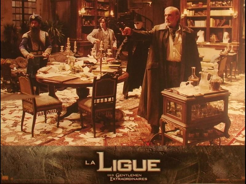 Photo du film LIGUE DES GENTLEMEN EXTRAORDINAIRES (LA) - THE LEAGUE OF EXTRAORDINARY GENTLEMEN