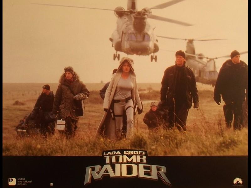 Photo du film TOM RAIDER LARA CROFT