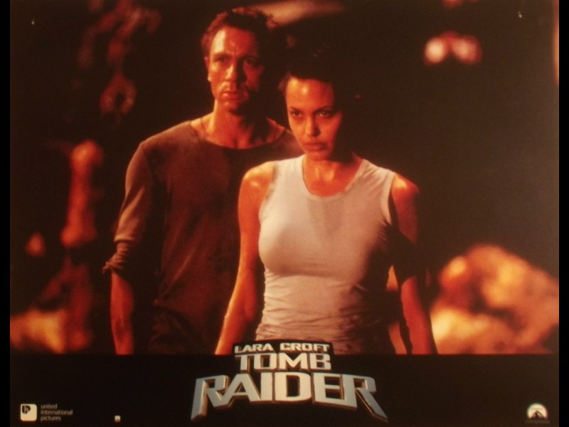 Photo du film TOM RAIDER LARA CROFT