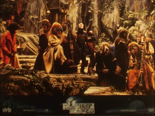 PLANETE DES SINGES (LA) - PLANET OF THE APES