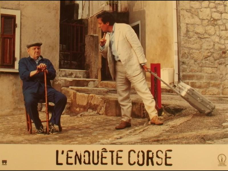 Photo du film ENQUETE CORSE (L')