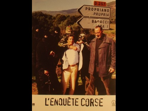 ENQUETE CORSE (L')