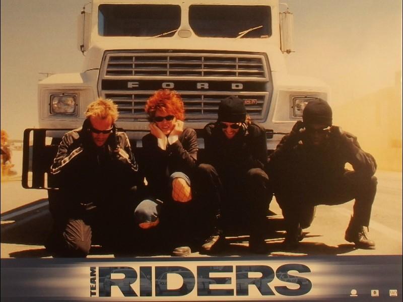 Photo du film RIDERS