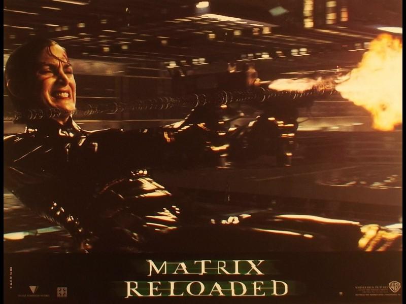 Photo du film MATRIX RELOADED