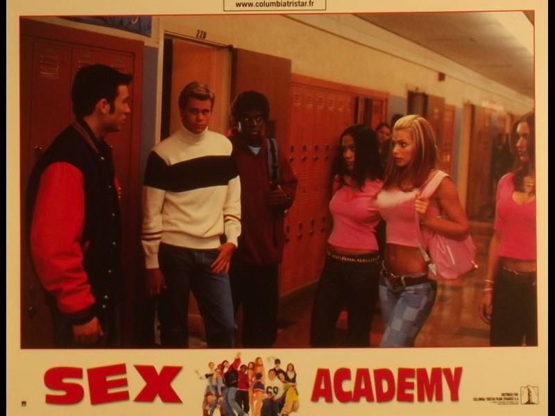 Photo du film SEX ACADEMY