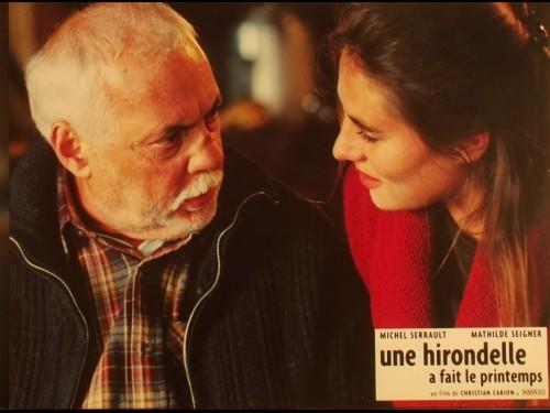 HIRONDELLE A FAIT LE PRINTEMPS (UNE)