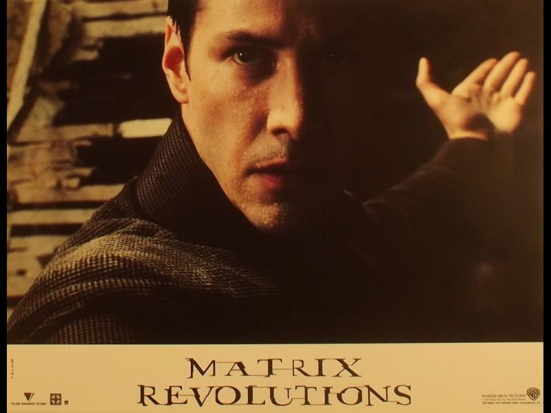 Photo du film MATRIX REVOLUTION