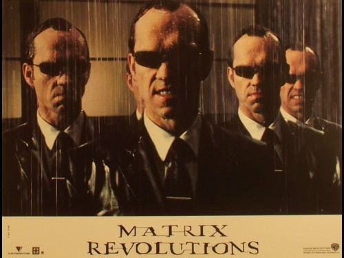 MATRIX REVOLUTION