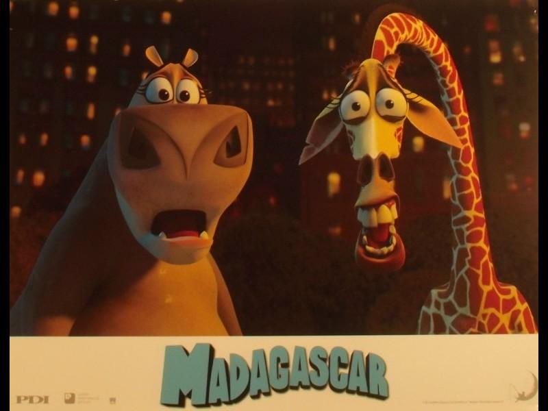 Photo du film MADAGASCAR
