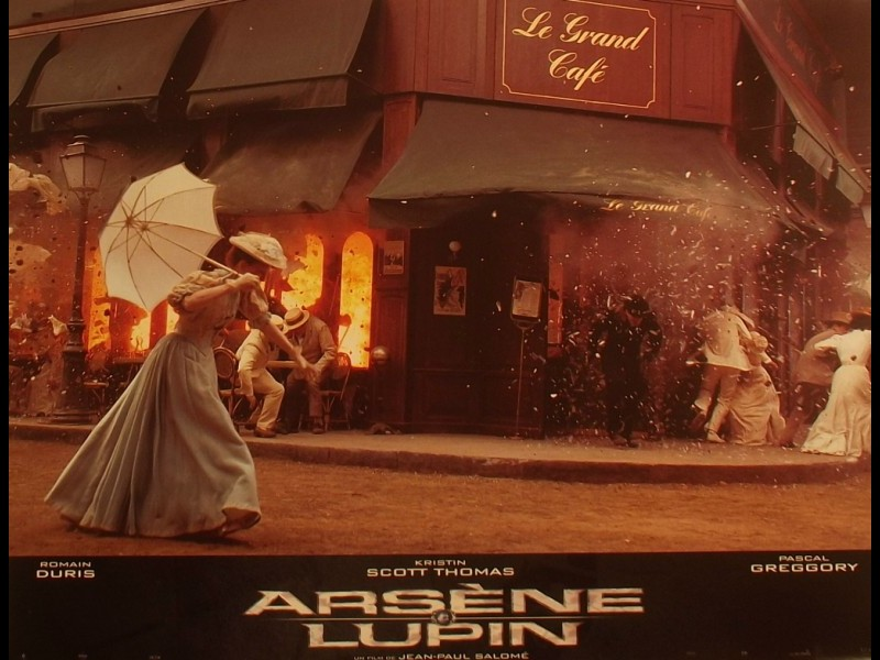 Photo du film ARSENE LUPIN
