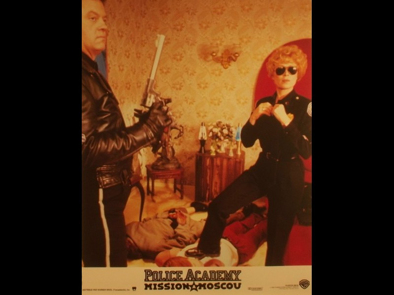 Photo du film POLICE ACADEMY -MISSION MOSCOU-