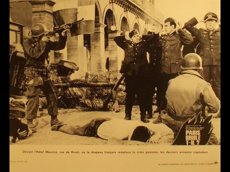 Photo du film PARIS BRULE T-IL - IS PARIS BURNING
