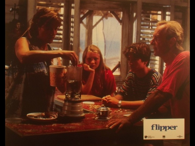 Photo du film FLIPPER