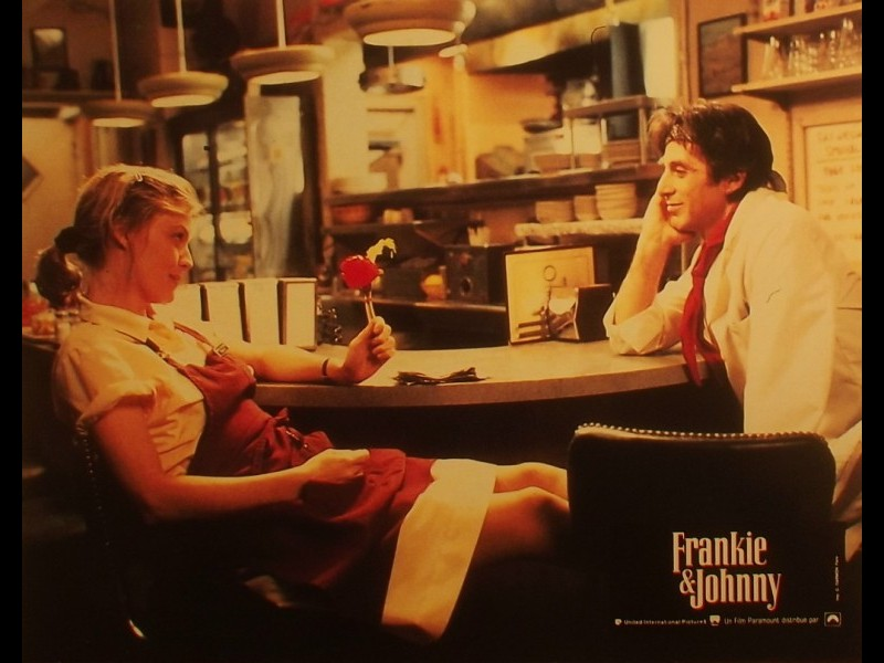 Photo du film FRANKIE ET JOHNNY