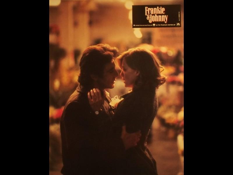 Photo du film FRANKIE ET JOHNNY